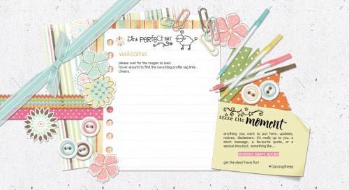 blogger-html-skins-sablon-theme-cute