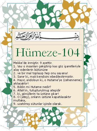 humeze_lumeze_suresi_alay_giybet_dedikodu_cimrilik