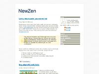 newzen-xml-blogger-template