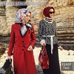 2012 tesettür modası