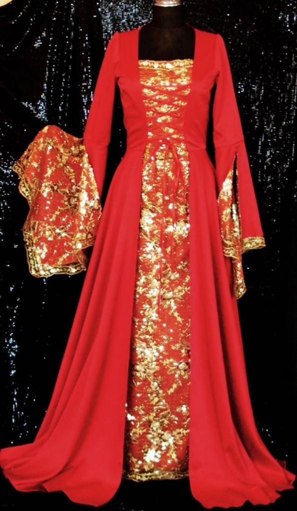 kına gecesi kıyafetleri hürrem sultanın elbisesi
