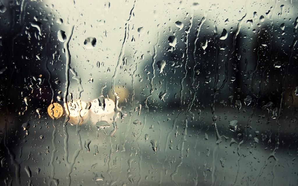 yağmur sonbahar