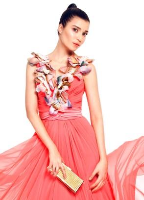 a46 nar çiçeği elbise