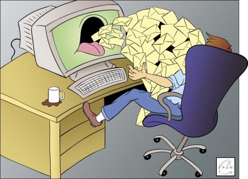 basın bülteni spam mail