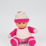 cupcake pembe bebek