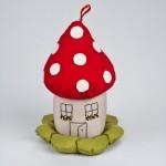 lösev dükkan oyuncak mantar ev
