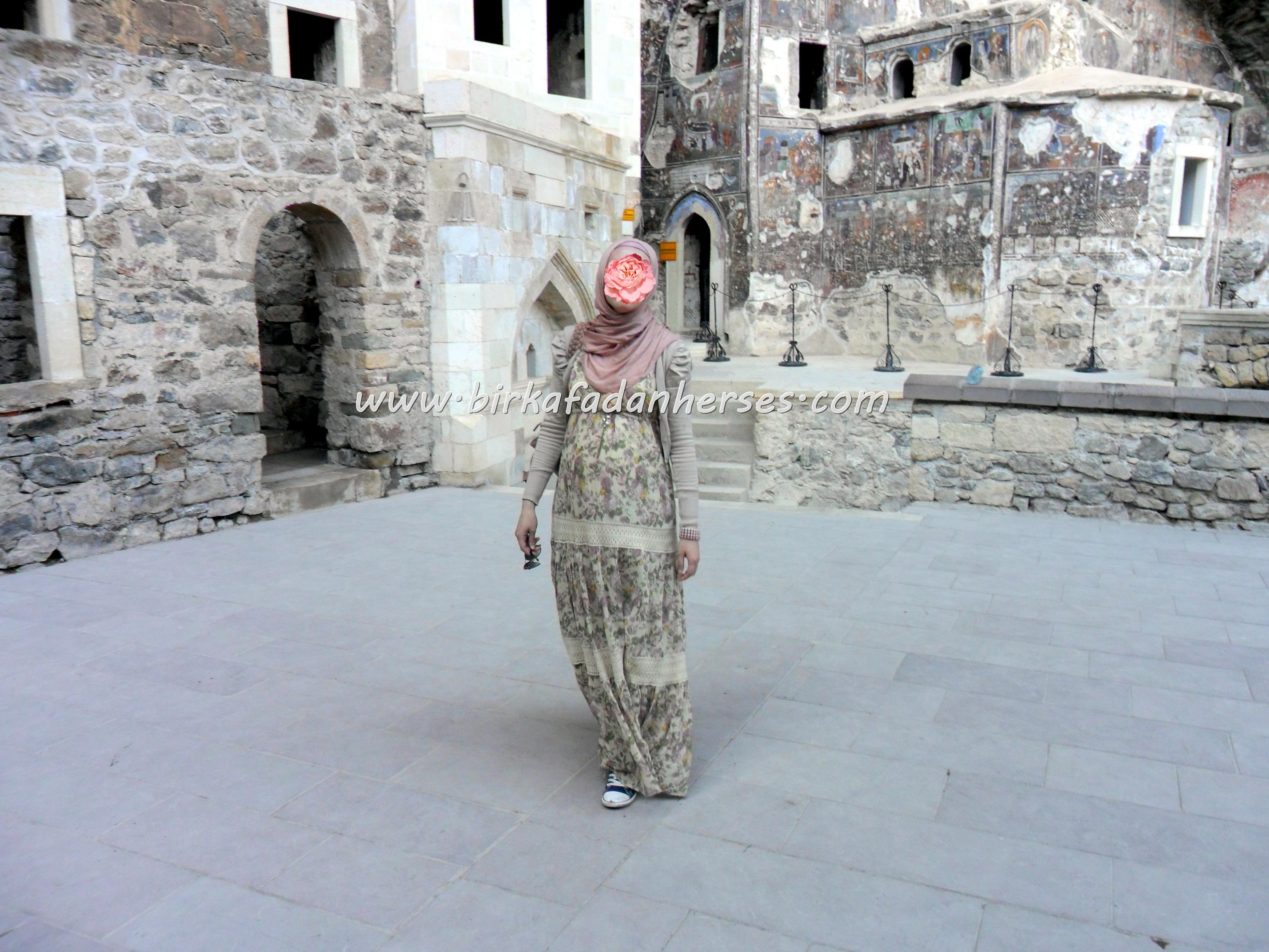 meryem ana manastırı