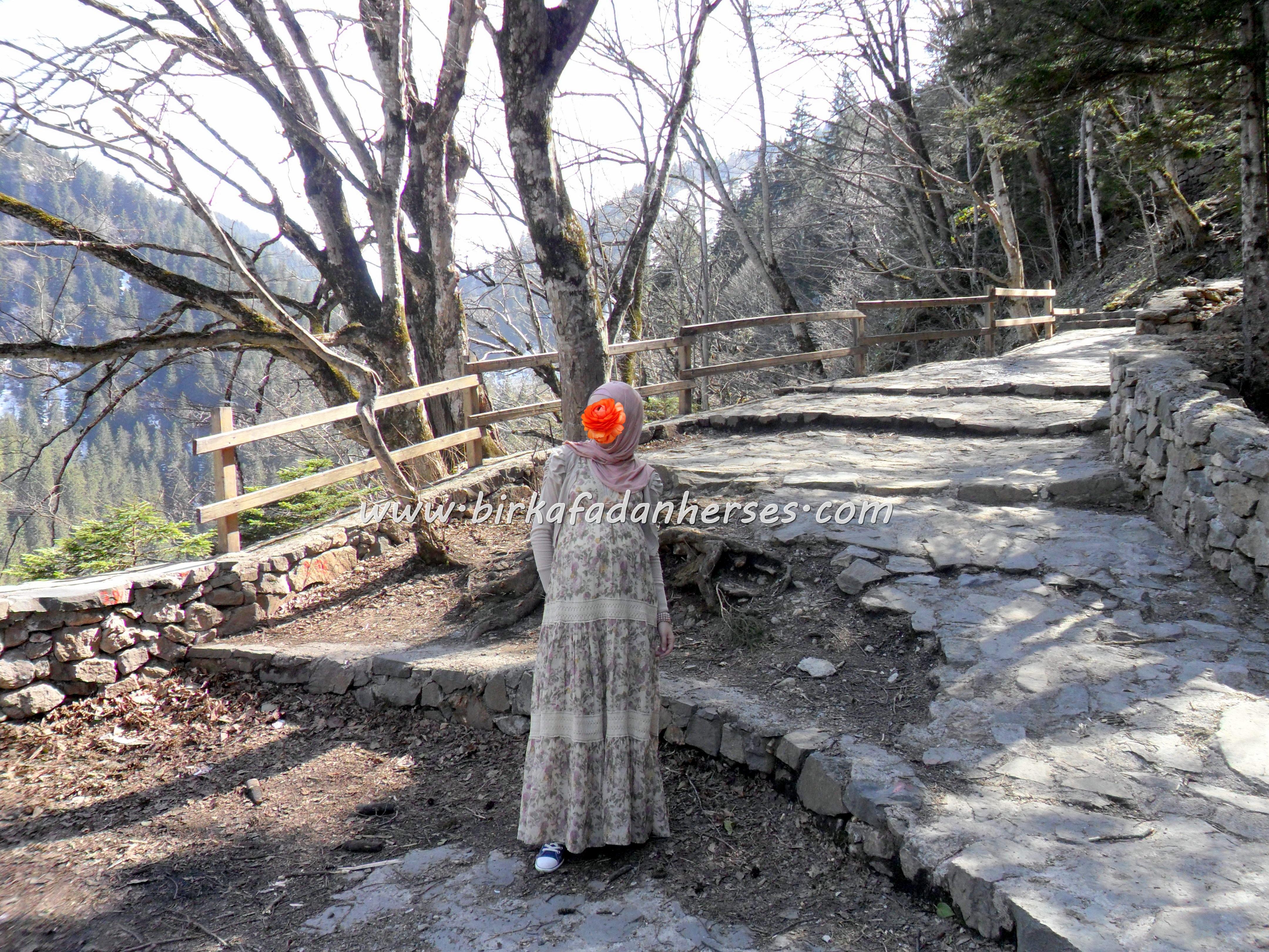 sümela manastırı yolu