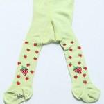 çilekli külotlu çorap
