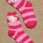 Marks&Spencer hello kitty Çorap Pembe