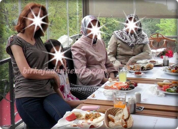 2012 anneler günü etkinliği