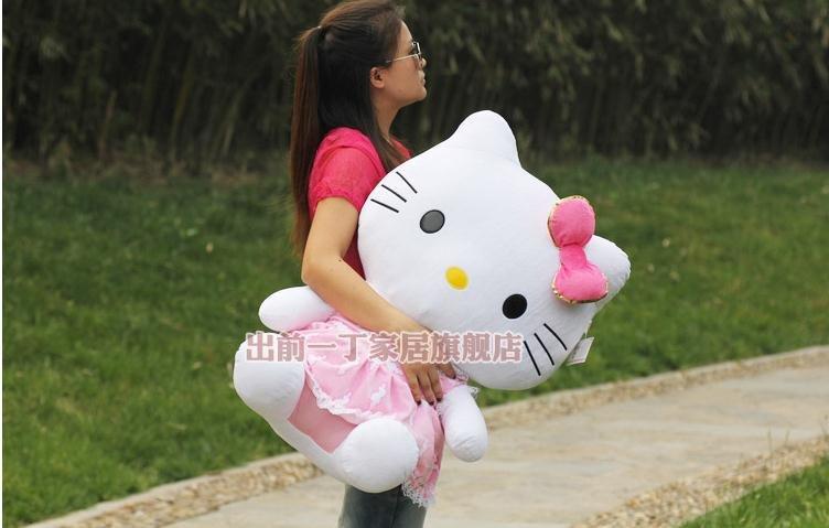 75 cm hello kitty oyuncağı