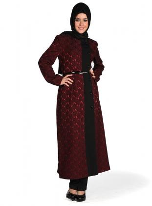 bordo özel tasarım kıyafet