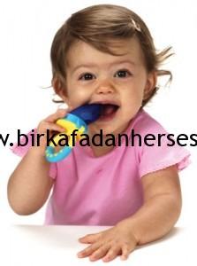 bebeklere meyve yedirme yolları