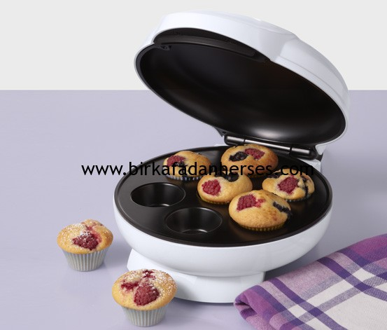 tchibo mini muffin maker