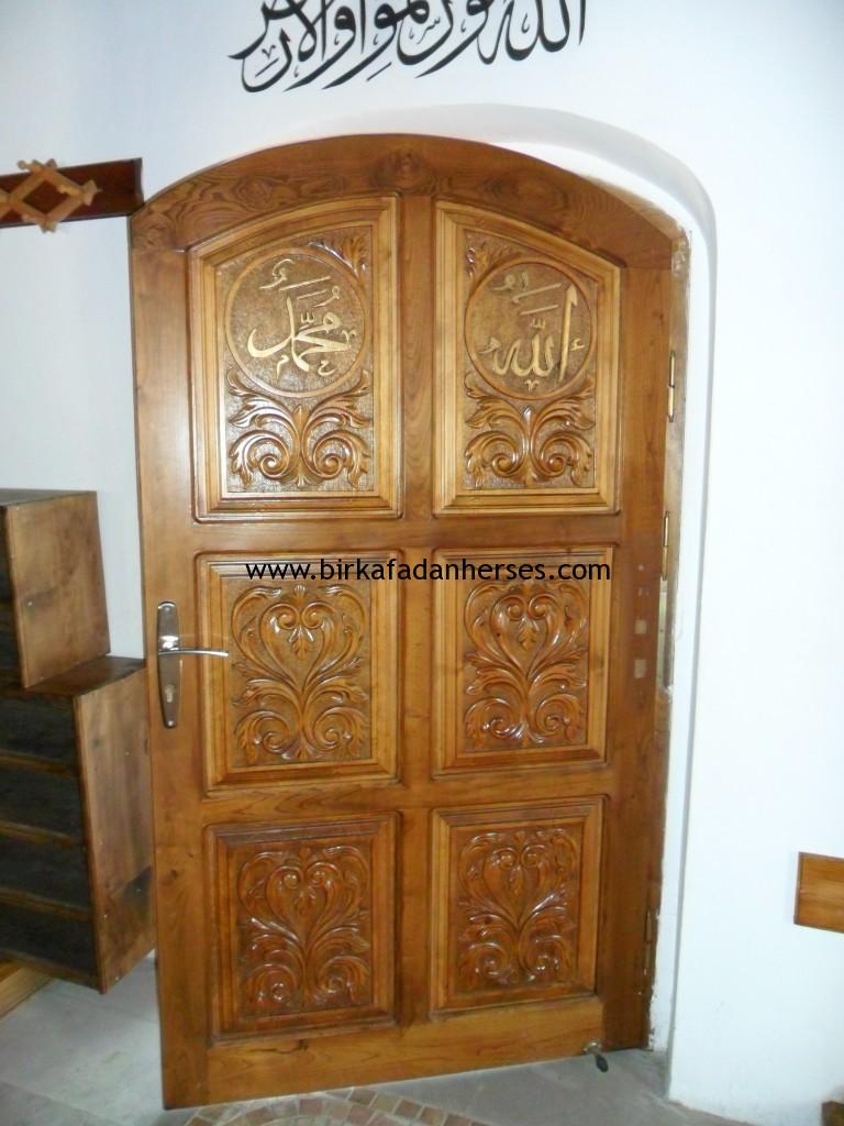 en güzel cami kapısı