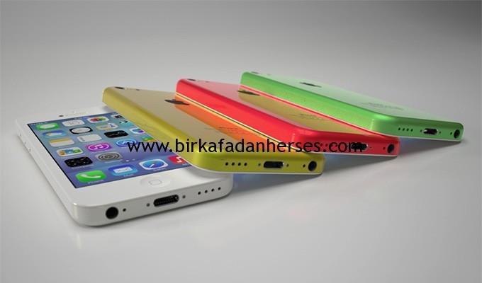 iPhone 5C özellikleri fiyatları