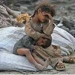 Fatih kaldırımlarında yatan mülteci çocuklar