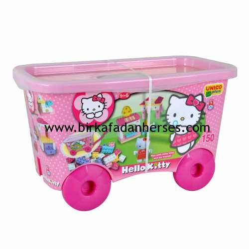 Hello Kitty lego oyuncak