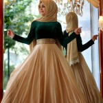Pınar Şems kabarık abiye nişanlık fiyatı 385 lira