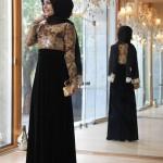 Pınar Şems payetli büst kadife elbise fiyatı 300 lira