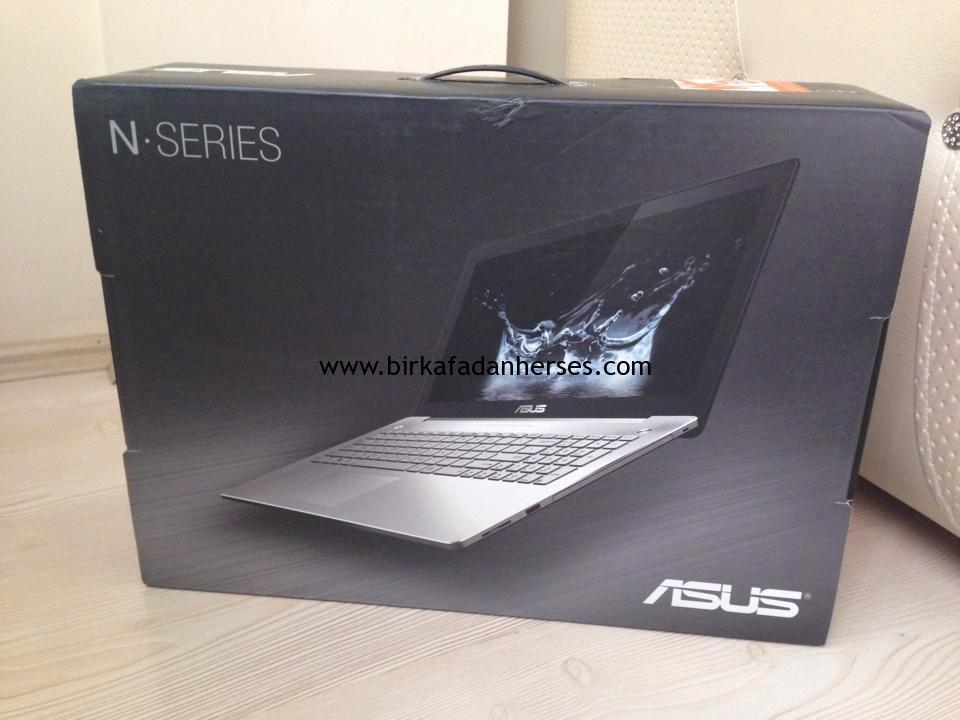 ASUS N550JK-CN090H Notebook Laptop Aldım Nasıl Kullanıcı Yorumlarım