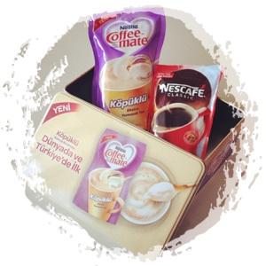 nestle coffee mate köpüklü nasıl güzel mi kullananların yorumları