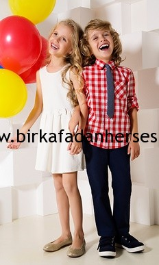 defacto 23 nisan kız çocuk bayram elbiseleri erkek çocuk takımları
