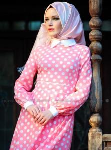 mustafa dikmen 2015 lolita pudra puantiyeli uzun elbise