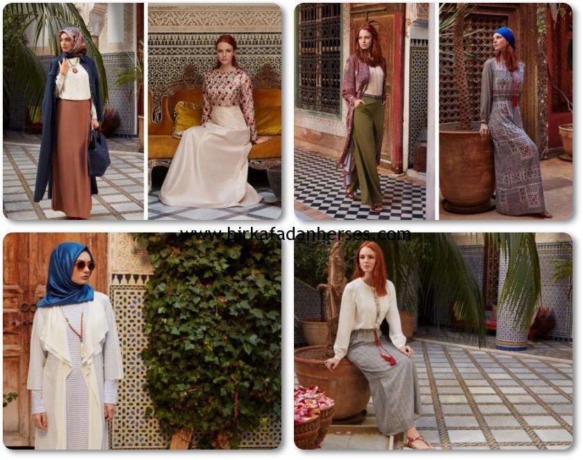 2016 Tesettür giyim modası