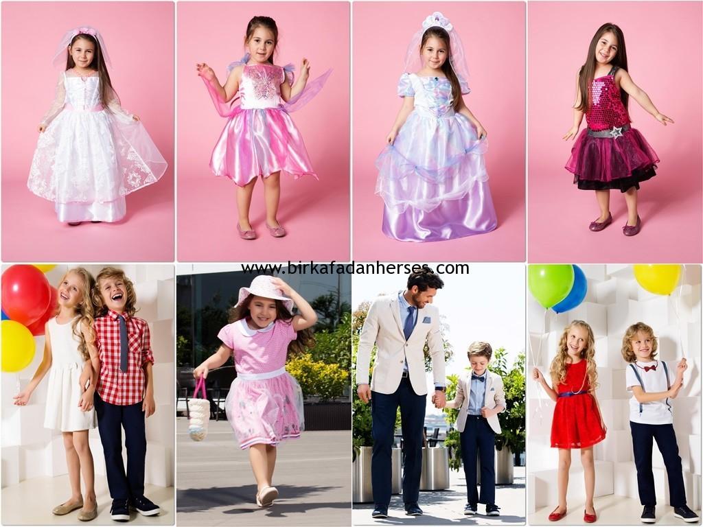 En Güzel 23 Nisan Kostümleri 2016