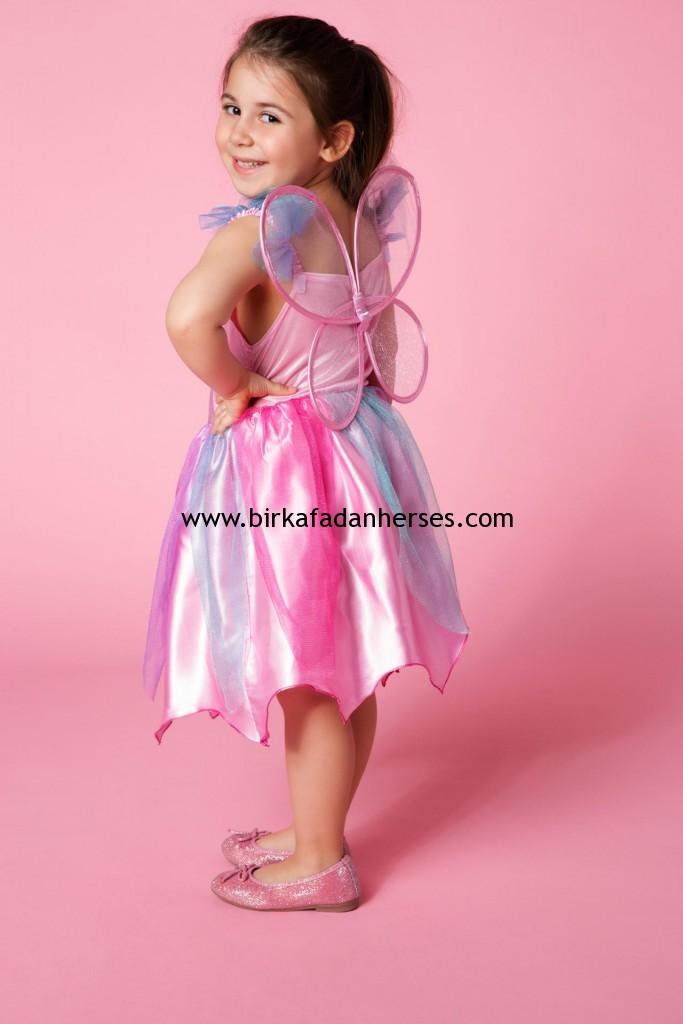 kanatlı kelebek elbisesi