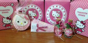 hello kitty temalı babyshower mevlüt