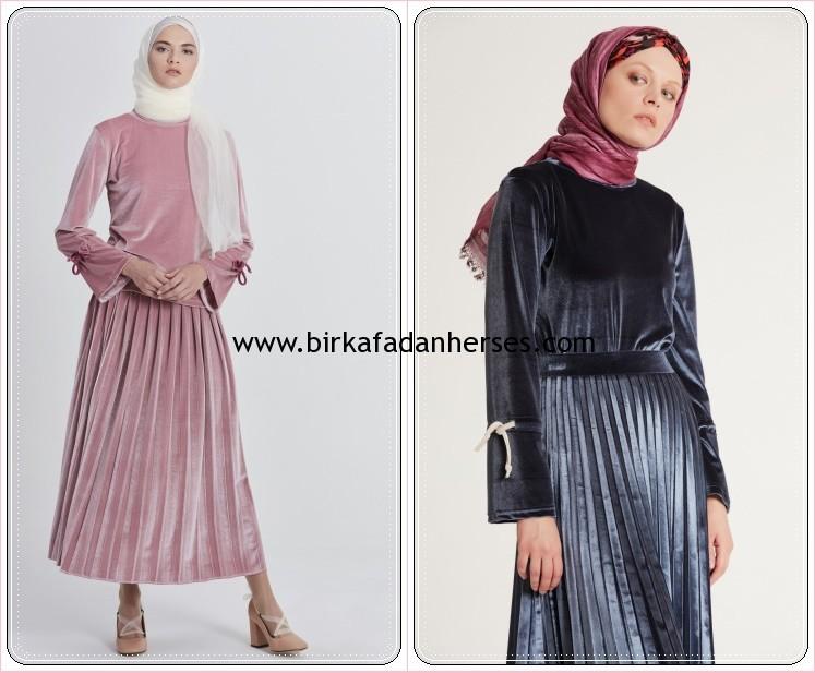 6a5a41c923454 Modern çizgileri Anadolu motifleriyle harmanlayarak tesettür giyim stiline  yeni bir çizgi ekleyen markanın koleksiyonuna bir bakalım.