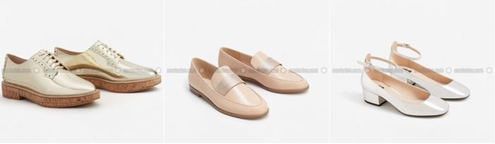 yeni sezon mango ayakkabı modelleri