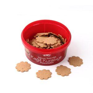 Bompi zencefilli tarçınlı bisküvi