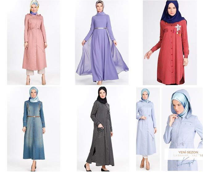 d340ef72ceced tesettür nişan kıyafetleri | Bir Kafadan Her Ses