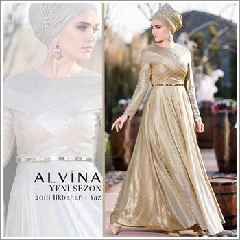 Alvina 2018 İlkbahar Yaz Koleksiyonu