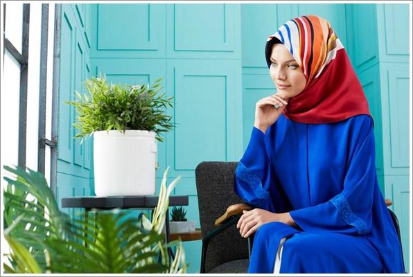 0be3460641004 Armine 2019 Kışlık Tesettür Giyim Modelleri | Bir Kafadan Her Ses