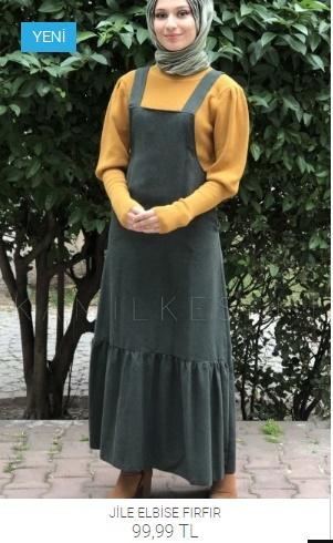 jile elbise triko kazak kombini