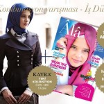 Âlâ Dergi İş Dünyası Temalı Eylül Kombinasyon Yarışması
