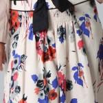 armine saks mavi nar çiçeği etek