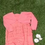 Marks&Spencer Bebek Elbise Coral
