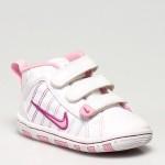 Nike Sensory Motion Bebek Ayakkabı Beyaz Pembe