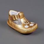 Toroman Bebe Ayakkabı -Altın