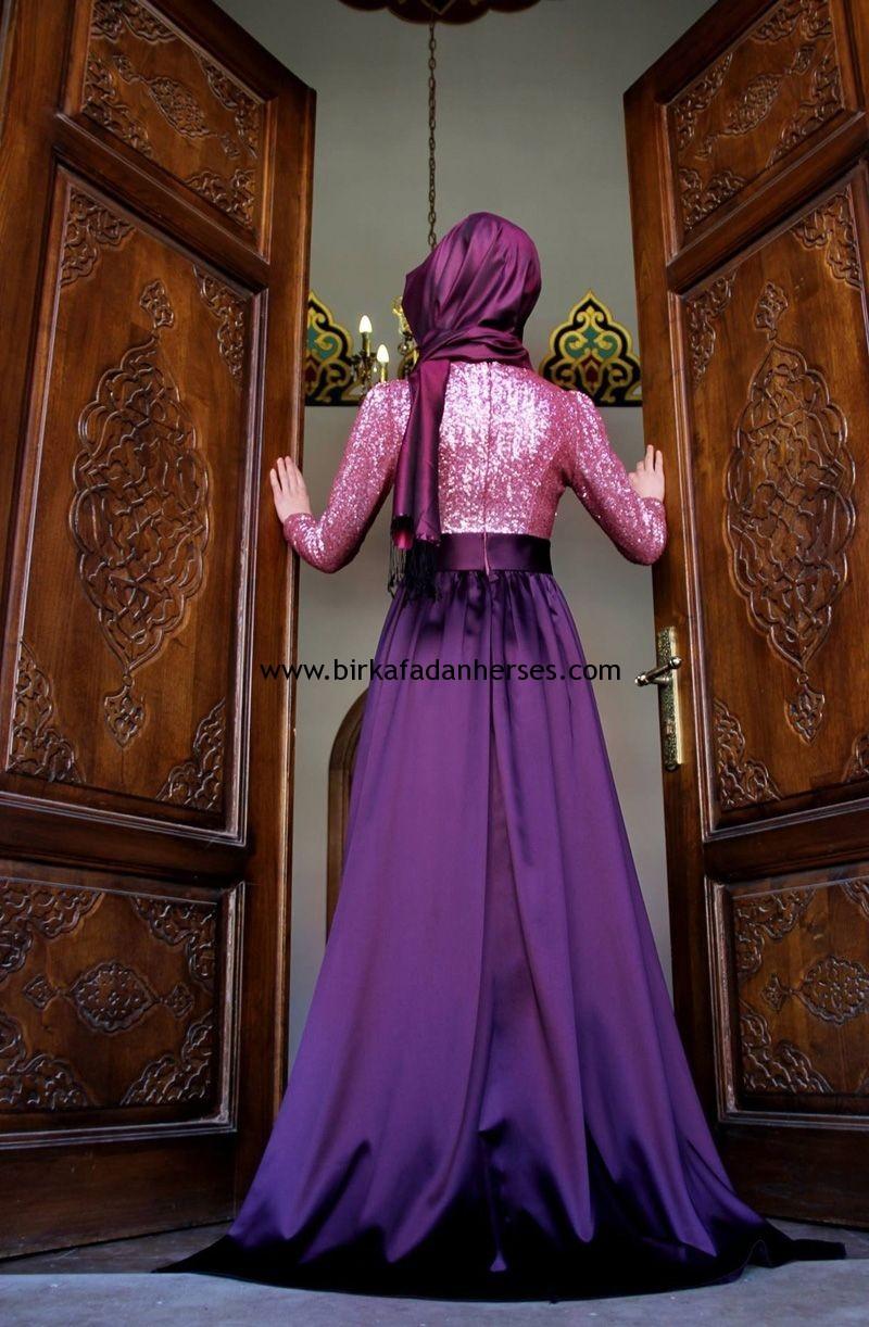 f5f14467b814d Gamze Polat 2015 tesettür nişan kıyafetleri | Bir Kafadan Her Ses