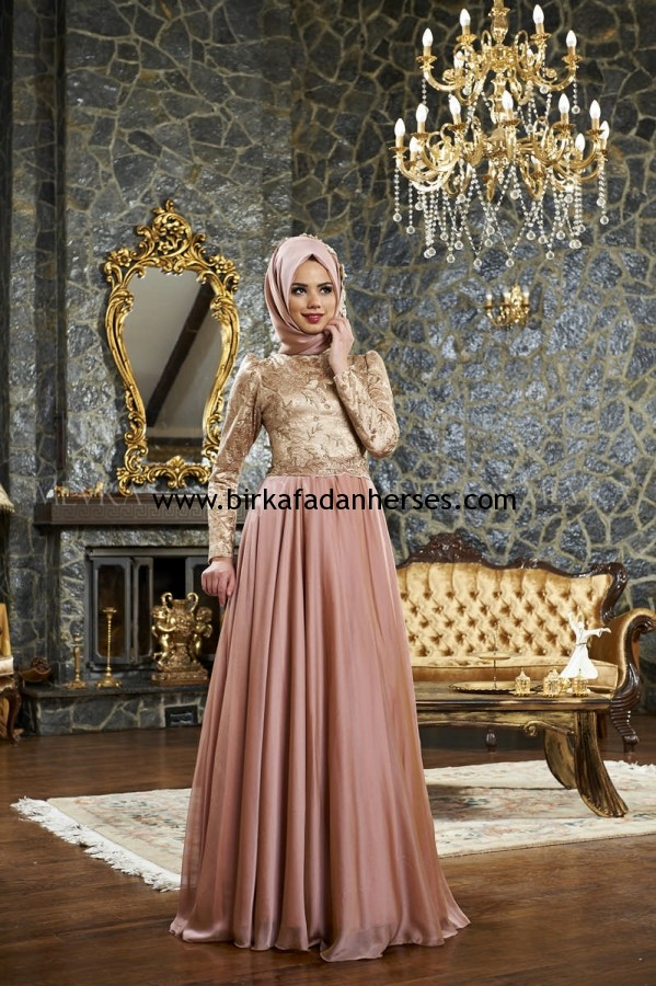 Mevra 2016 ilkbahar yaz Abiye Elbise Modeli